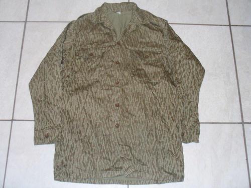 Uniforms - SANDF Special Forces East German Training Camo