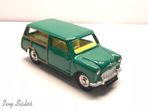 Models - Atlas Edition - Dinky Toys 197 - Morris Mini