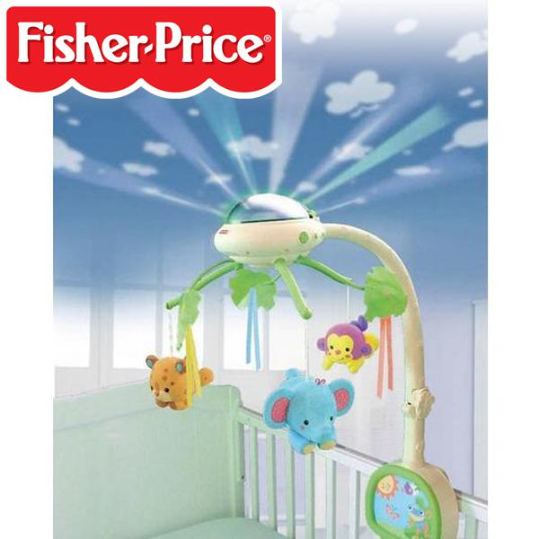 Other Toys Fisher Price Rainforest Dreams Mobile With