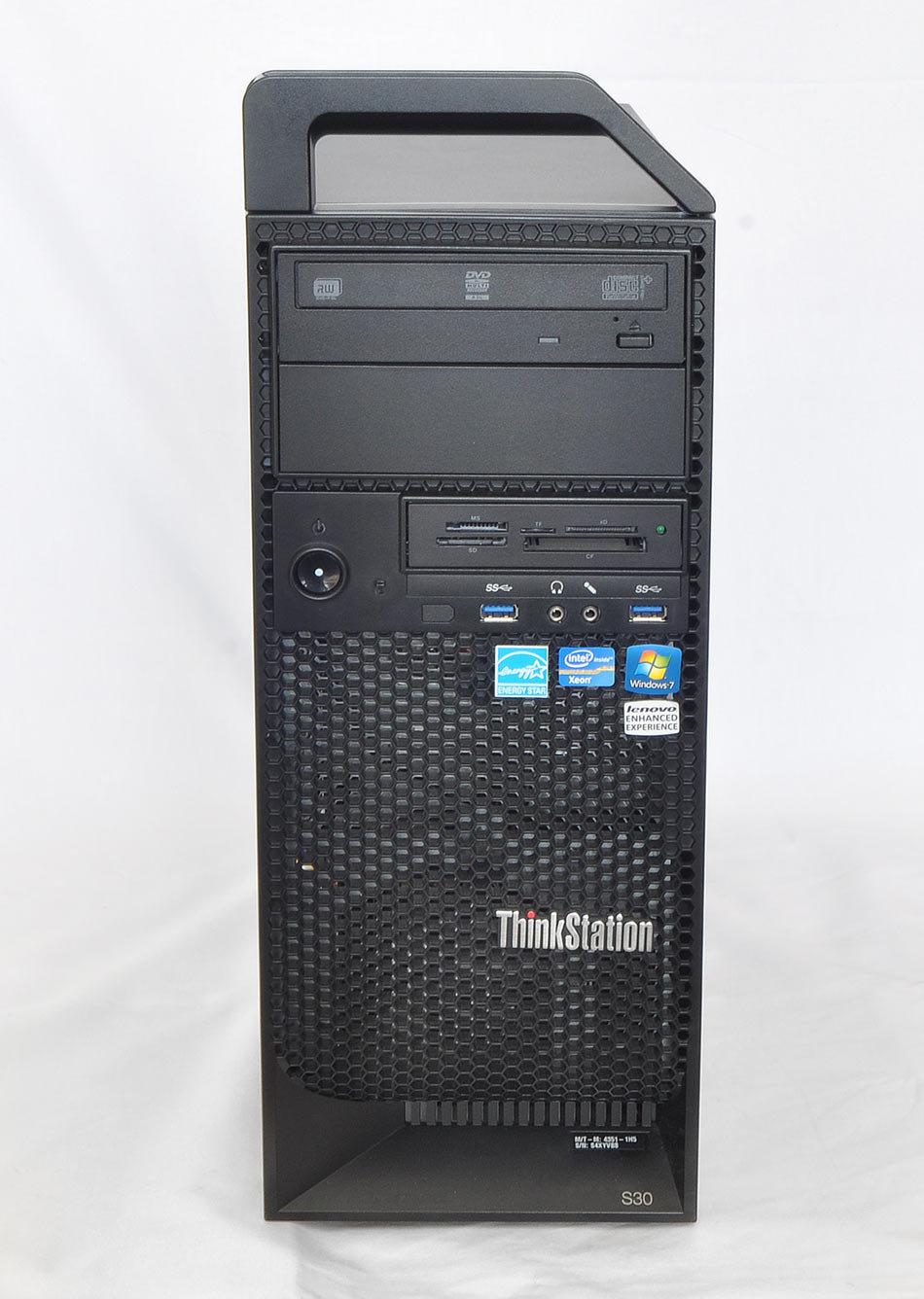 Lenovo ThinkStation S30 Realtek Card Reader Drivers for Windows