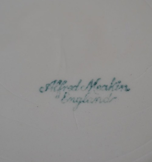 English Porcelain - Alfred Meakin Plate - Vintage was listed