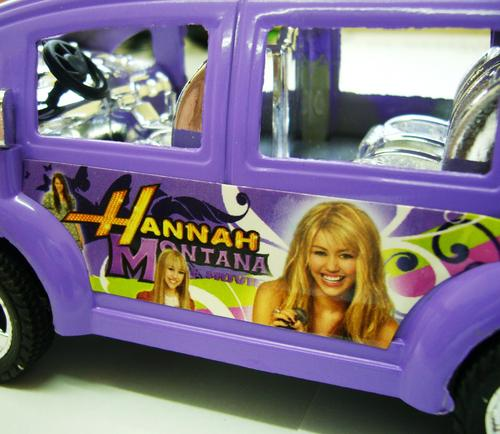 Other Toys Purple Hannah Montana Car Was Sold For R1 00