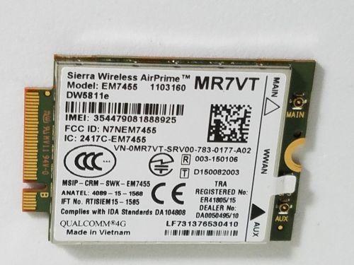 4G Lte Module Card Dell Sierra - Acbo
