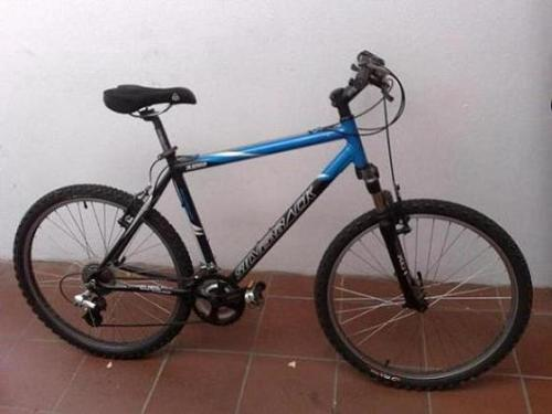 Race Silverback Reno Mountain Bike Was Sold For R1 000