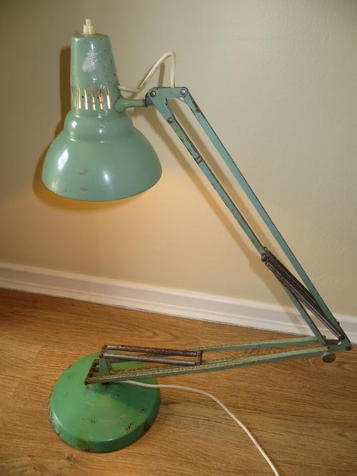 Well-liked Lamps & Lanterns - Luxo L1 Anglepoise Lamp 1950's Mid Century  HH45