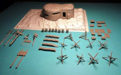 Bunker & Accessories - WWII