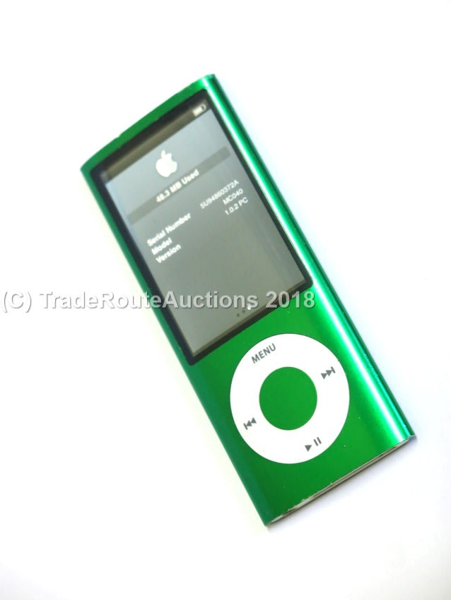 Apple ipods apple ipod nano 4th generation 8gb a1320 mc040 apple fandeluxe Gallery
