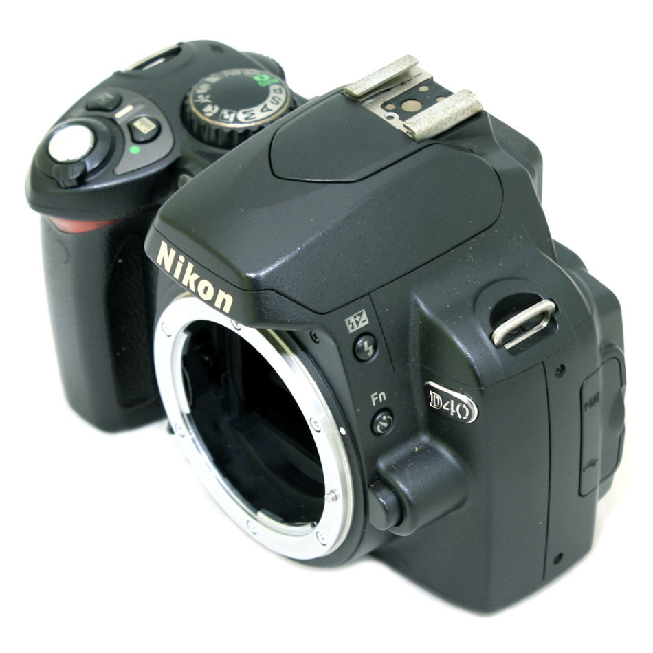 Digital Slr Nikon D40 Professional Camera Body Was Family Rejoice The Mirrorless Z Series Is Here