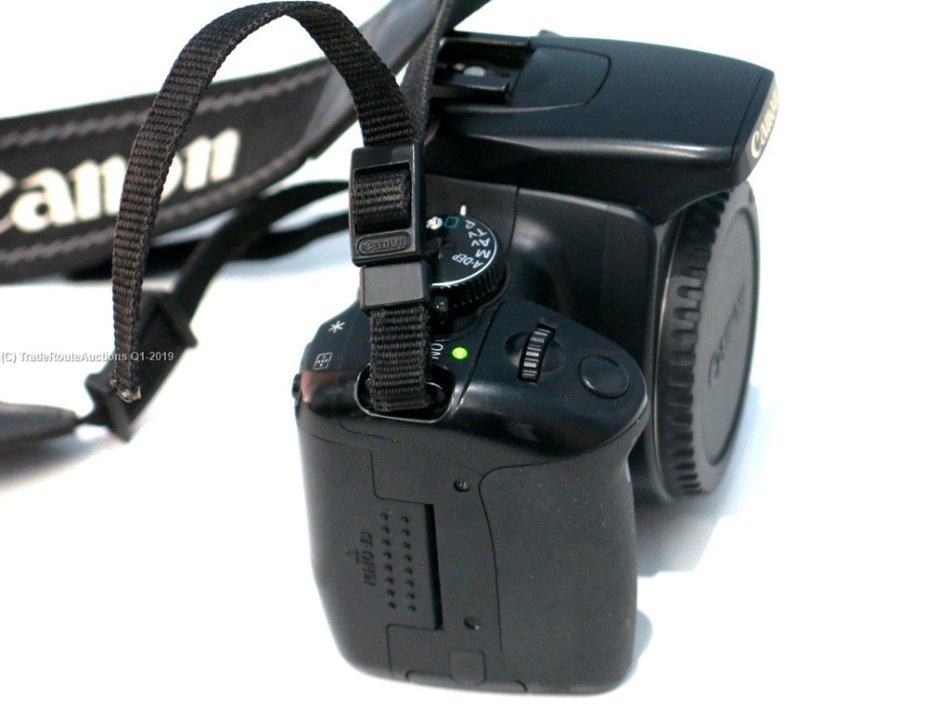 Digital SLR - Canon EOS 400D Digital SLR camera 10 1