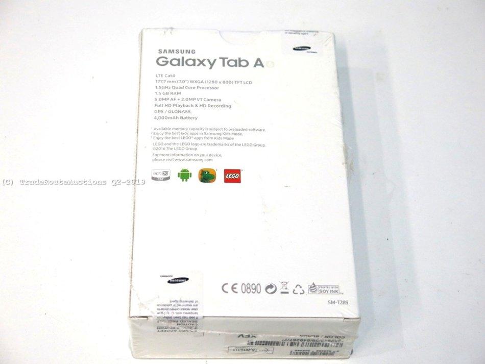 Devices - SAMSUNG GALAXY TAB A6 | LTE | WIFI | 8GB | BLACK