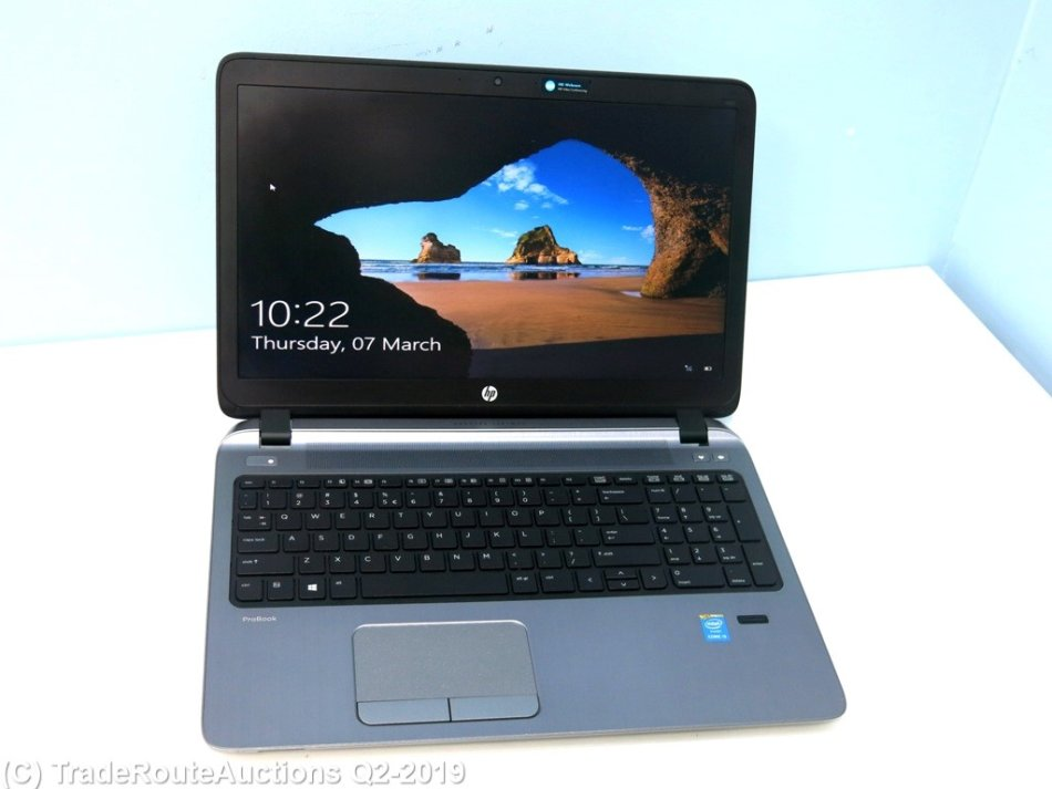 Laptops & Notebooks - HP PROBOOK 450 G2 | CORE i5 5200U 5TH