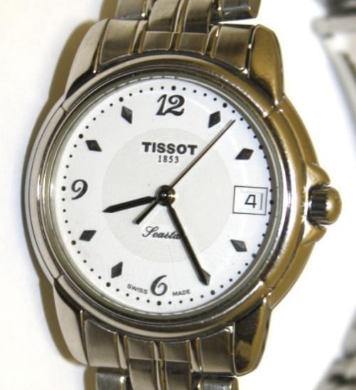 Часы tissot seastar 21jewels