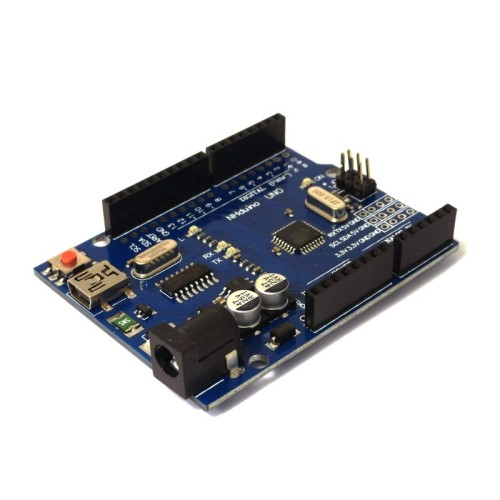 Electronic components arduino uno r compatible was