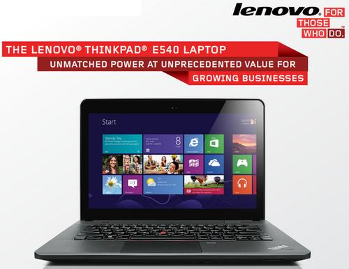 Laptops & Notebooks - LATEST!!! Lenovo E540 Premium Notebook
