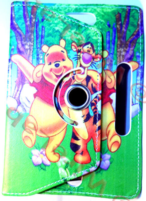 Accessories universal 10 tablet rotatable 360 case winnie the fits 7 tablets voltagebd Gallery