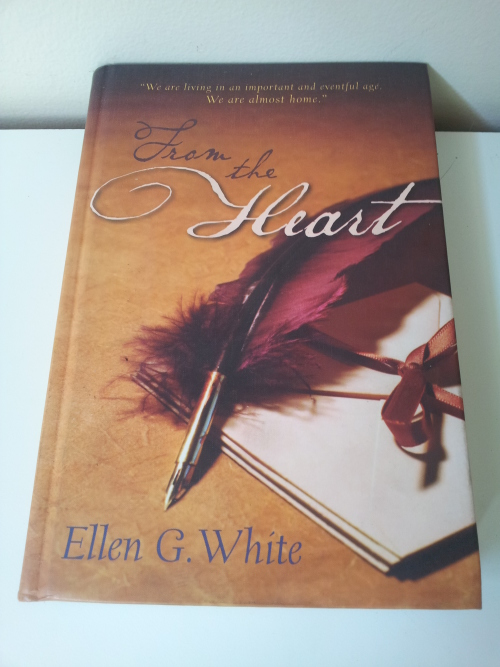 From the Heart by Ellen White  Brand New Hardback