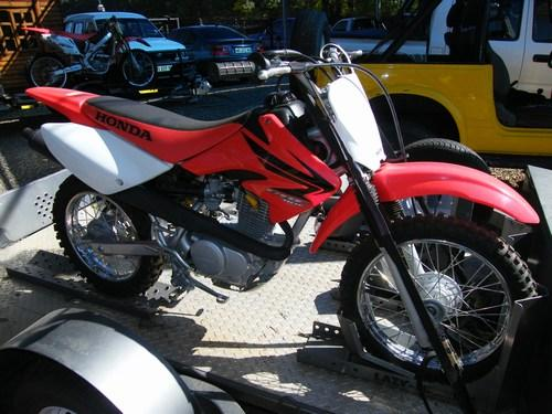 motocross bikes  honda cc  listed     jun    uptown motors