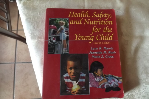 Health Mind Body Book Healthsafety And Nutrition Of The Young