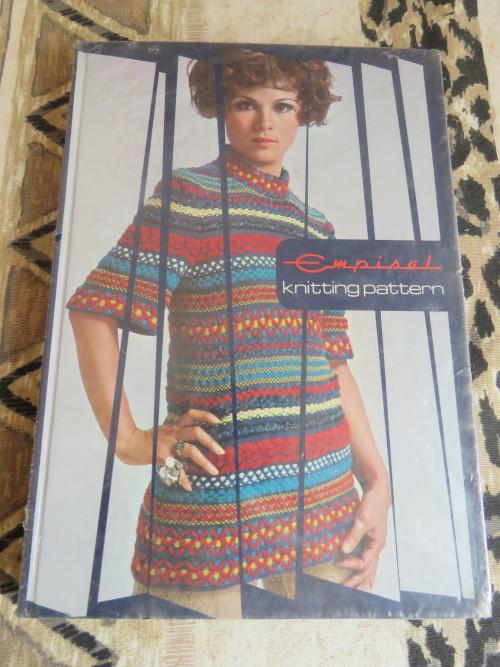 Crafts Hobbies Book Empisal Knitting Patternsl Different