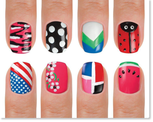 Nails Mix Box Hot Designs Nail Art Pens Was Sold For R2000 On