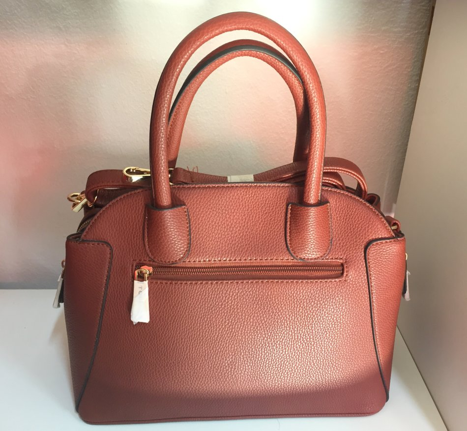 9af1d1ae95ce Handbags   Bags - Brown Tosoco Ladies PU Leather Hand Bag - Free Shipping   was listed for R600.00 on 13 May at 20 46 by Lucys Boutique Shop in  Johannesburg ...