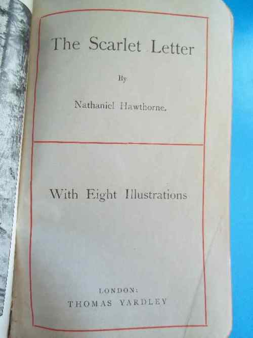 a comparison of the events in the scarlet letter by nathaniel hawthorne to modern teenagers Nathaniel hawthorne: nathaniel hawthorne, american novelist and short-story writer who was a master of the allegorical and symbolic tale one of the greatest fiction writers in american literature, he is best known for the scarlet letter (1850) and the house of the seven gables (1851.