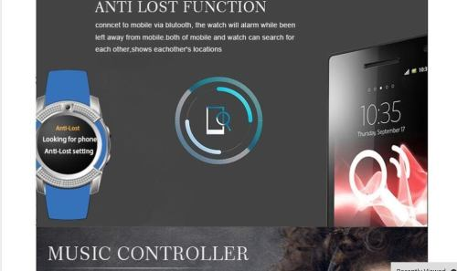 Other Watches - V8 Smart Watch Phone Bluetooth SIM