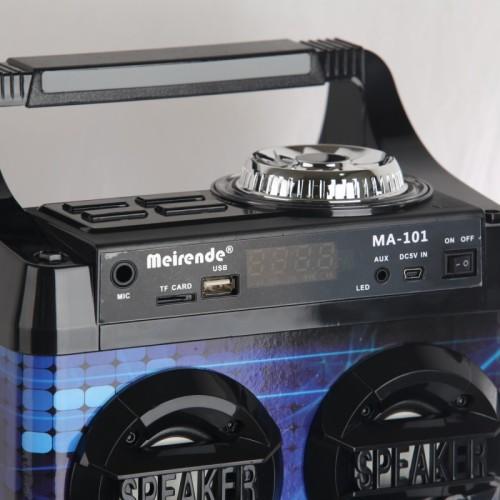Speakers - Meirende Multimedia Bluetooth Speaker FM/USB/TF