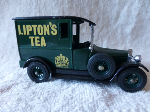 Talbot Liptons Tea 1927 Matchbox Made In England By Lesney Nr 10 Spielzeug