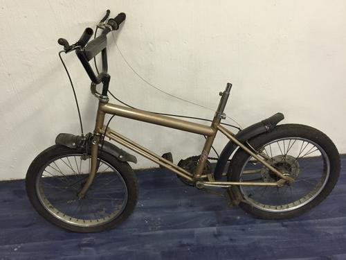 Race - Vintage Collectors Raleigh Grifter Bicycle was sold