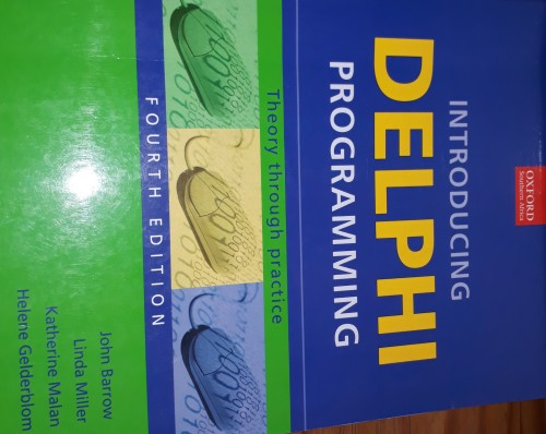 Introduction to Delphi Programming