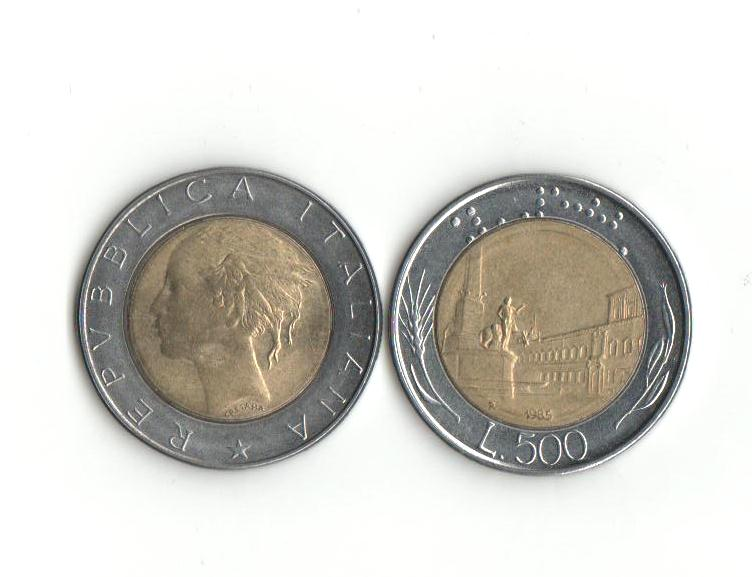 Italiana repvbblica как определить стоимость монеты