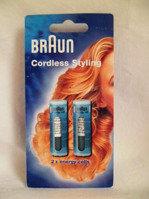 Hair styling tools braun cordless styling 2 x cts energy cells gas cartridges each cell last - Sa post office tracking number ...