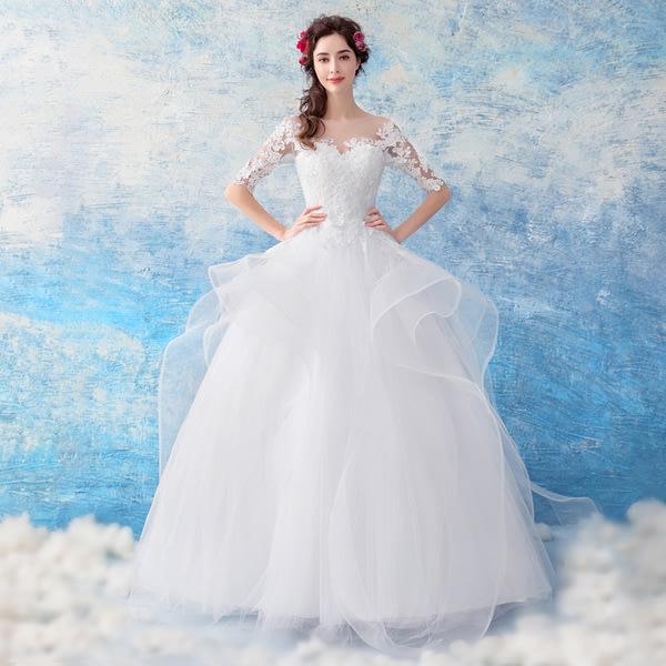 Wedding Dresses - WEDDING DRESS/WEDDING DRESSES/WHITE WEDDING ...