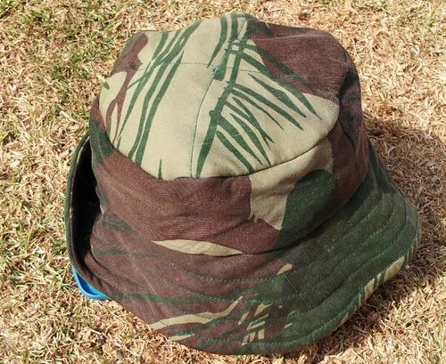 Headgear - Rhodesian Camo Hat was sold for R180.55 on 25 Aug at 20 ... 4f63ae6ec88