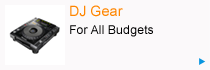 Browse DJ Gear