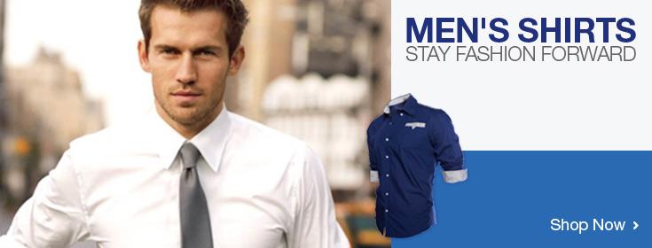 Men's Shirts. Shop Now!