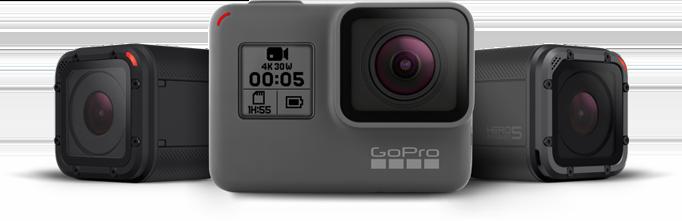 GoPro HERO5 family