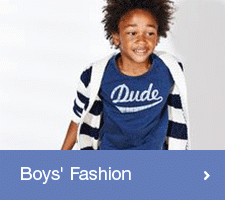 Boys' Fashion. Shop Now!