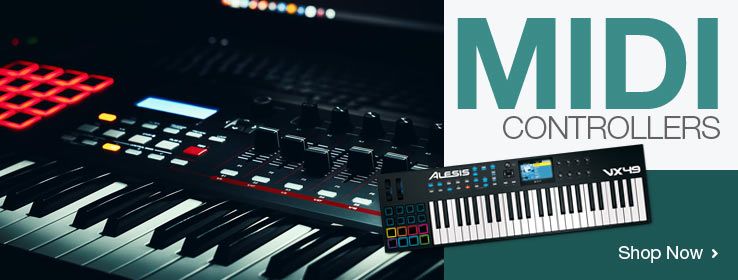 Buy midi controllers online on bidorbuy!