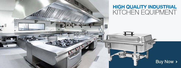 Buy Industrial Kitchen Equipment