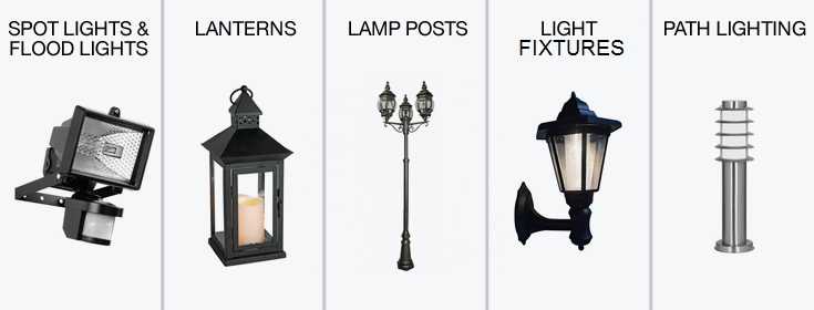 outdoor lighting for sale bidorbuycoza With outdoor wall lights cape town