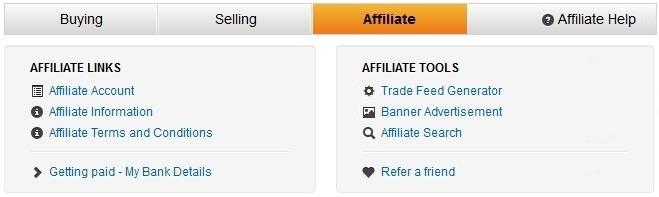affiliate tab
