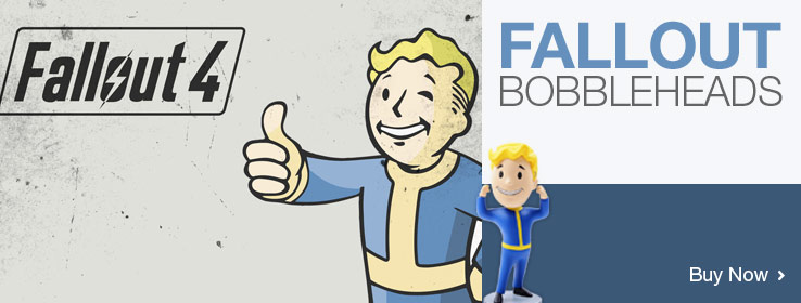 Fallout Bobbleheads Online on bidorbuy!