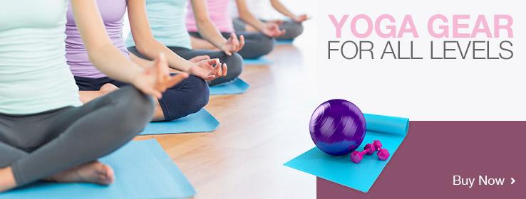 Yoga Gear for sale on bidorbuy!