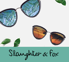Slaughter & Fox Designer Sunglasses