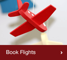Book A Flight Today!