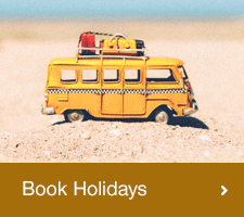 Book A Holiday Today!