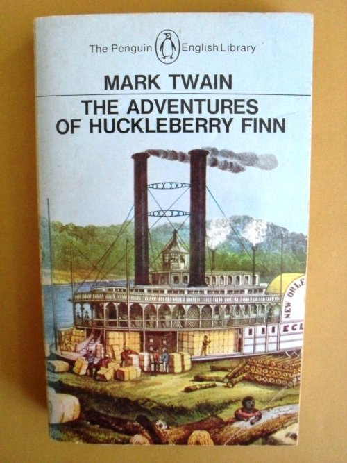 """classic american novel a review of mark twains the adventures of huckleberry finn A new edition of """"adventures of huckleberry finn"""" that """"comes from one book by mark twain called 'huckleberry whether a book is a classic."""