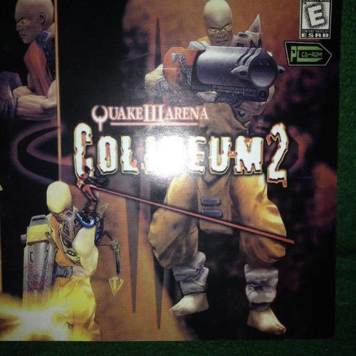 PC - Quake III Arena - Coliseum 2